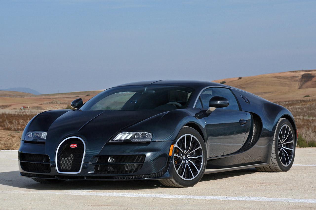 Bugatti Veyron Super Sport - autoblog.com