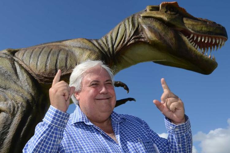 Clive Palmer - myfirstclasslife.com