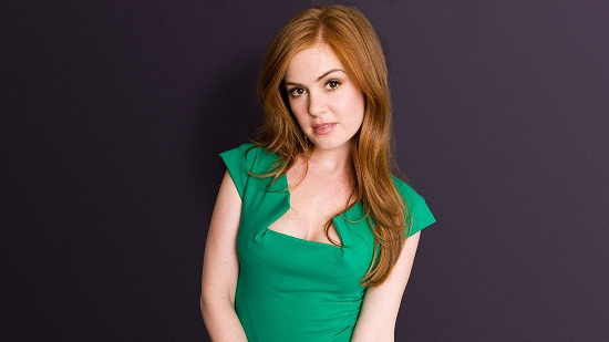 Isla Fisher - shortday.in