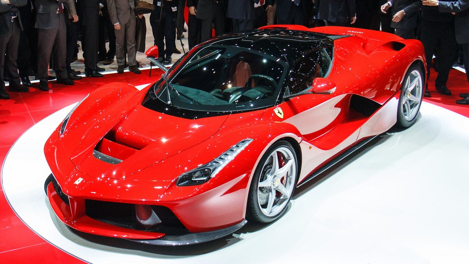 Ferrari LaFerrari - youtube.com/OX2n3rsa-bQ