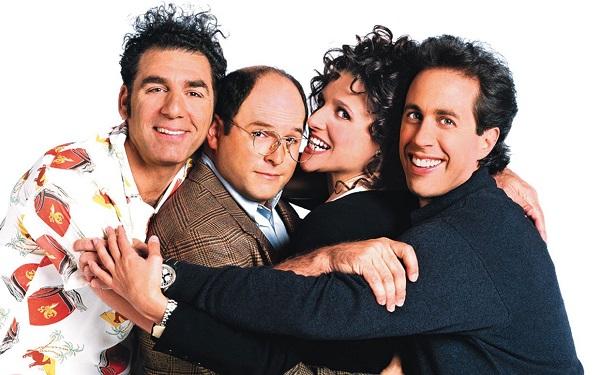 sourcesite.com-Julia Louis-Dreyfus, Jason Alexander & Michael Richards – Seinfeld