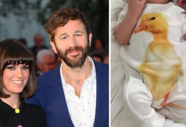 Dawn O'Porter and Chris O'Dowd - Second son